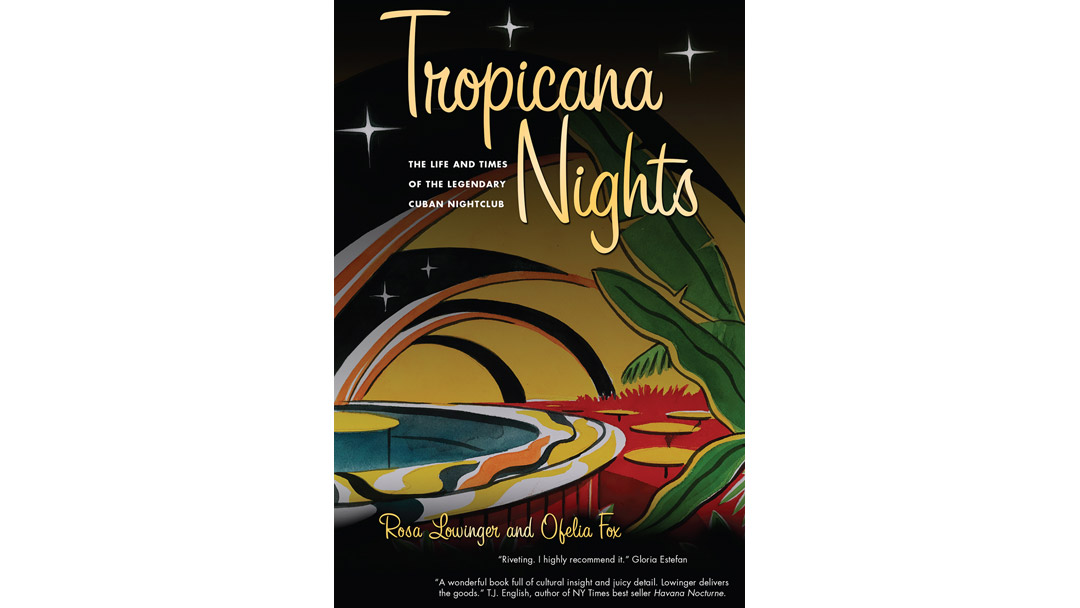 Rosa Lowinger Tropicana Nights book cover