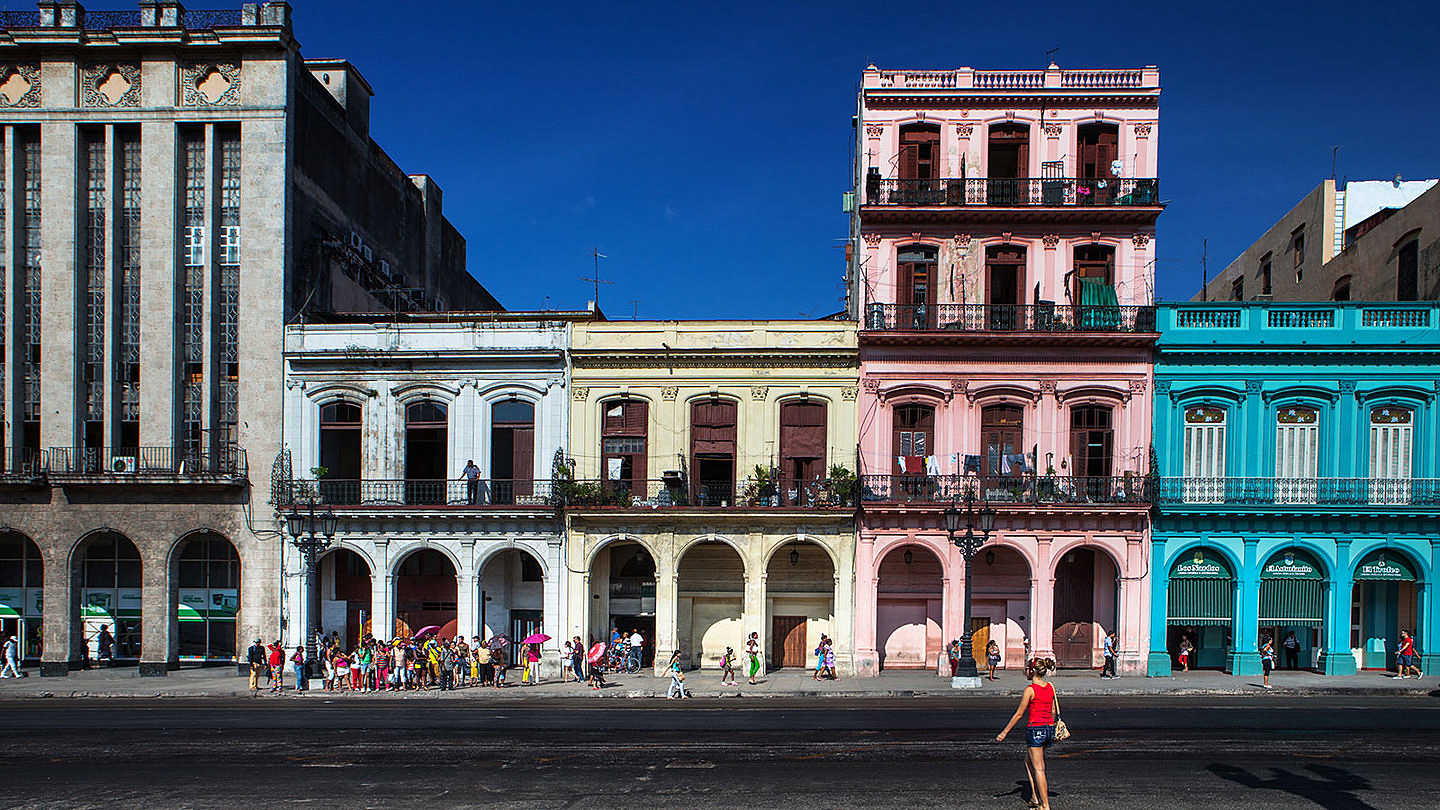 Rum, Gambling, and Showgirls: Six Historic Entertainment Venues in Havana, Cuba by Rosa Lowinger