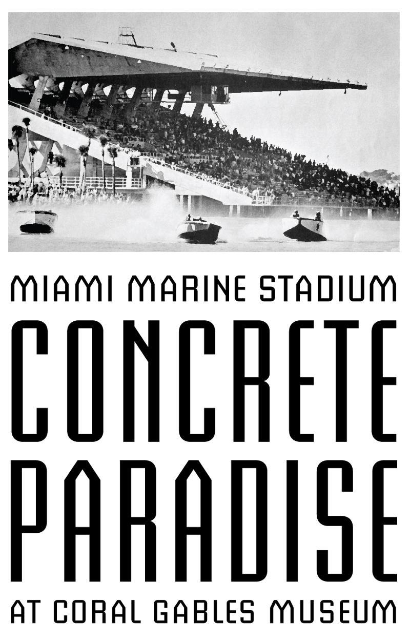 miami marine stadium concrete paradise